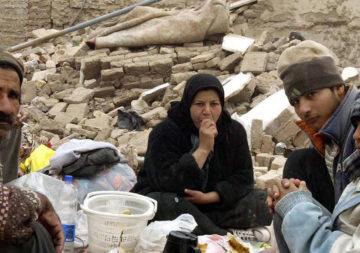 Terremoto in Iran
