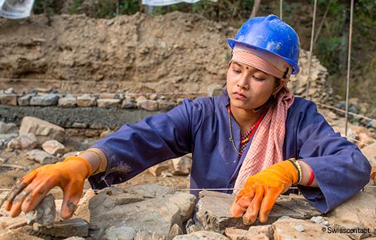 Aiuti dopo il terremoto in Nepal