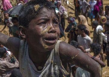 Aiuto ai Rohingya