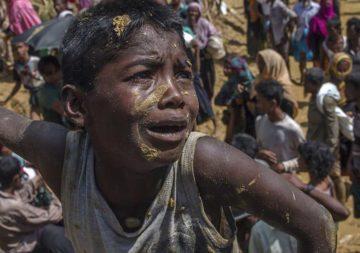 Aiuti d'emergenza per i Rohingya