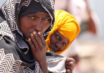 Carestia in Africa orientale