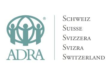 ADRA Schweiz, ein Partnerhilfswerk der Glückskette
