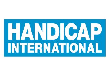 Handicap International Schweiz, ein Partnerhilfswerk der Glückskette