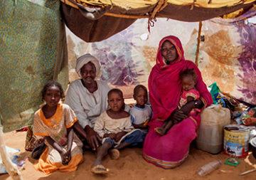 Aiuto d'urgenza in Africa