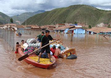 Aiuto d'urgenza America Latina e Caraibi