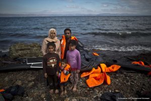La crisi dei rifugiati nel 2015