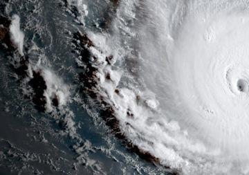 Incertezza dopo l'uragano Irma