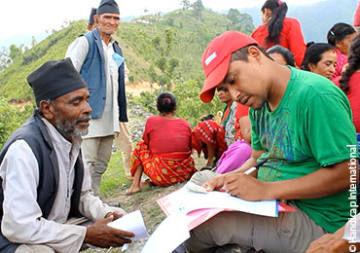 Nepal: la popolazione colpita dal sisma decide del suo avvenire