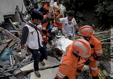 Terremoto e tsunami in Indonesia