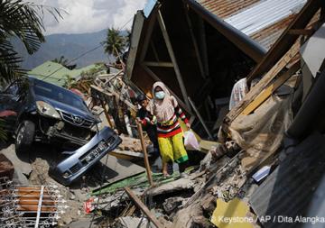 5 ottobre: giornata nazionale di solidarietà per le vittime dello tsunami in Indonesia