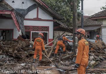 Nuovo tsunami in Indonesia