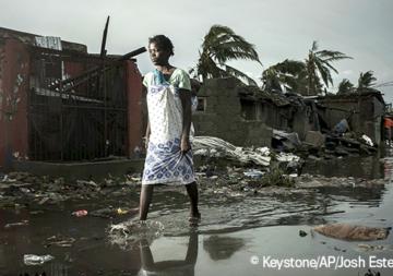 Il Mozambico ha bisogno del nostro aiuto!