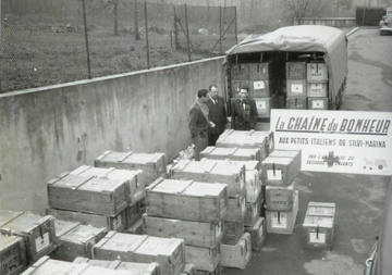Storia della Catena della Solidarietà