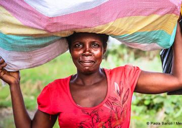 Donne in situazioni di crisi dimenticate