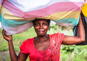 Grazie per aver donato oltre un milione di franchi a favore delle donne nelle crisi dimenticate!