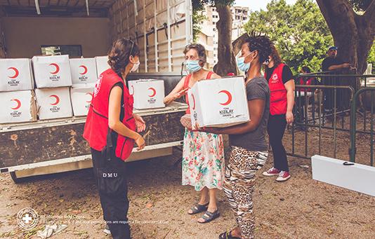 Esplosione a Beirut – Aiuti concreti grazie alle donazioni