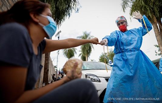 «CORONAVIRUS INTERNAZIONALE»: 5 MILIONI DI FRANCHI DI DONAZIONI IN PIÙ
