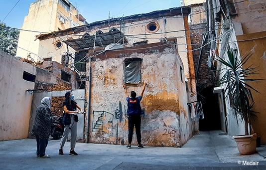 A un anno dalle terribili esplosioni di Beirut