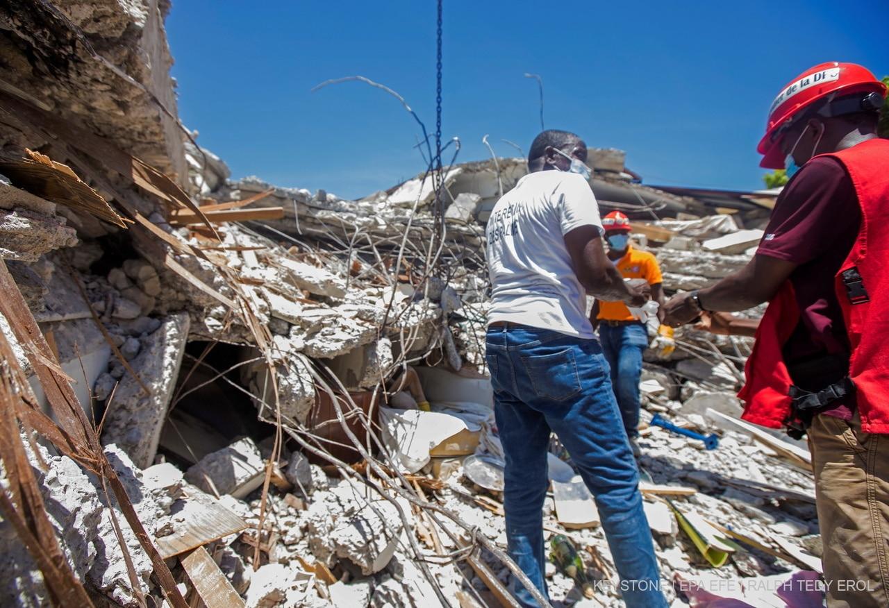 La Catena della Solidarietà apre un conto per le donazioni dopo il terremoto di Haiti
