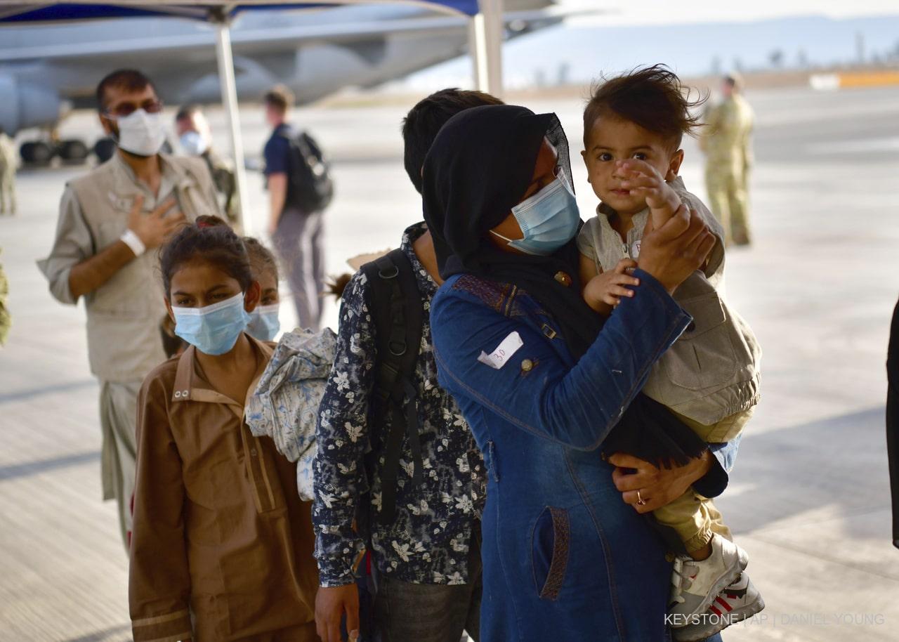 La Catena della Solidarietà lancia un appello alle donazioni per l'aiuto in Afghanistan