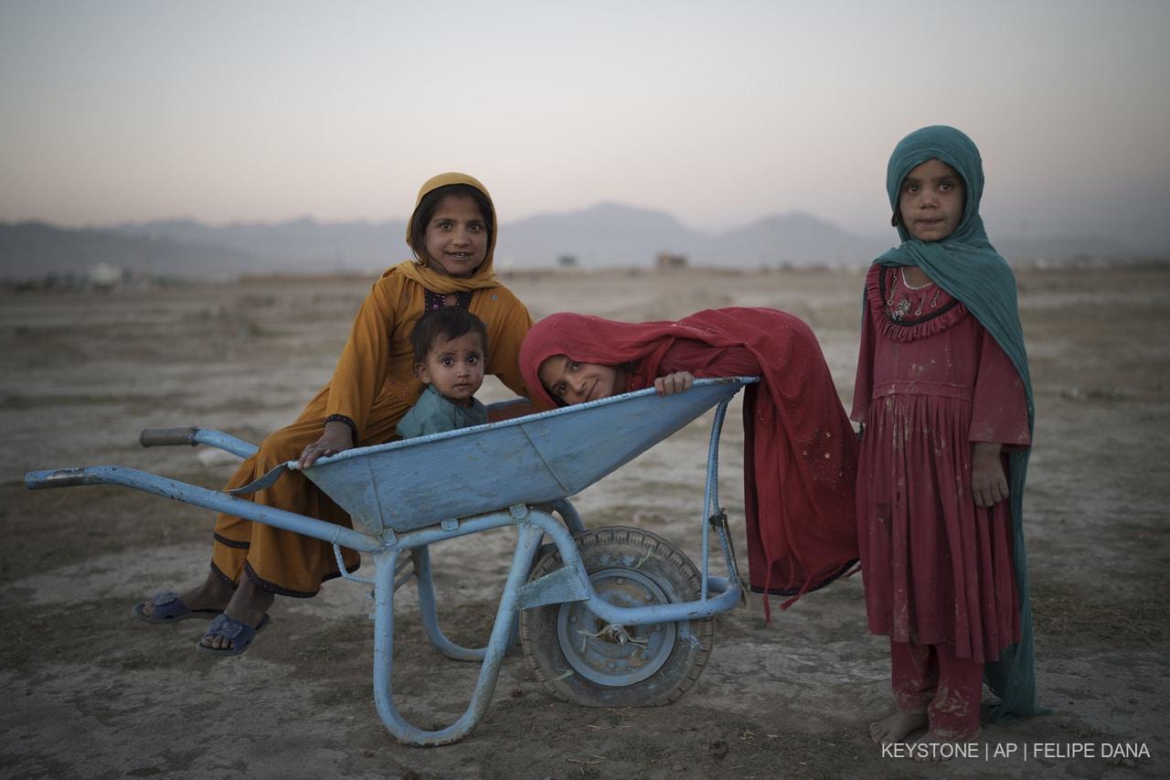 Afghanistan, un mese dopo : Tre milioni di franchi raccolti