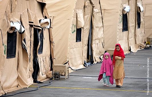 L'appello alle donazioni per l'Afghanistan ha raccolto quasi 2 milioni di franchi